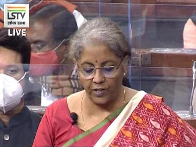 Video : 2 More Vaccines Expected Soon: Nirmala Sitharaman Presents Budget