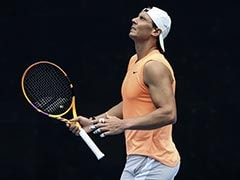 Rafael Nadal's Australia Open Hopes In Doubt With Back Injury