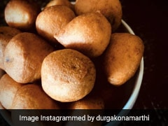 South Indian Desserts: How To Make Boorelu - A Traditional Dessert From Andhra Pradesh