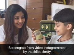 Shilpa Shetty Swears By This Desi Drink For Son Viaan's Overall Goodness