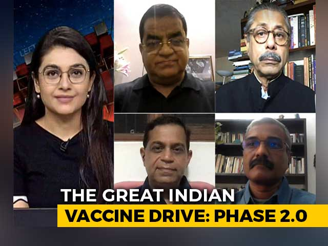Video : Vaccination Phase 2: All You Need To Know