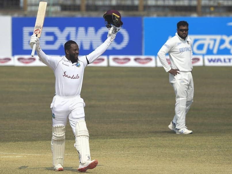 Bangladesh vs West Indies, 1st Test: Kyle Mayers Smashes Unbeaten 210 On Debut As WI Chase Down 395