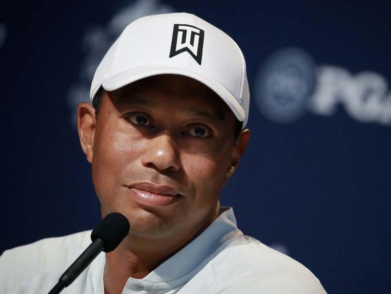"""Tiger Woods Crash Due To Driving At """"Unsafe"""" Speed: Sheriff"""