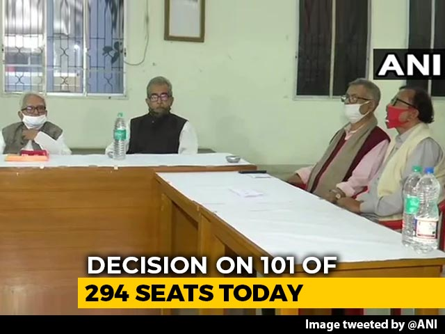 Video : Left-Congress Seat Sharing: 3rd Round Of Talks In Kolkata