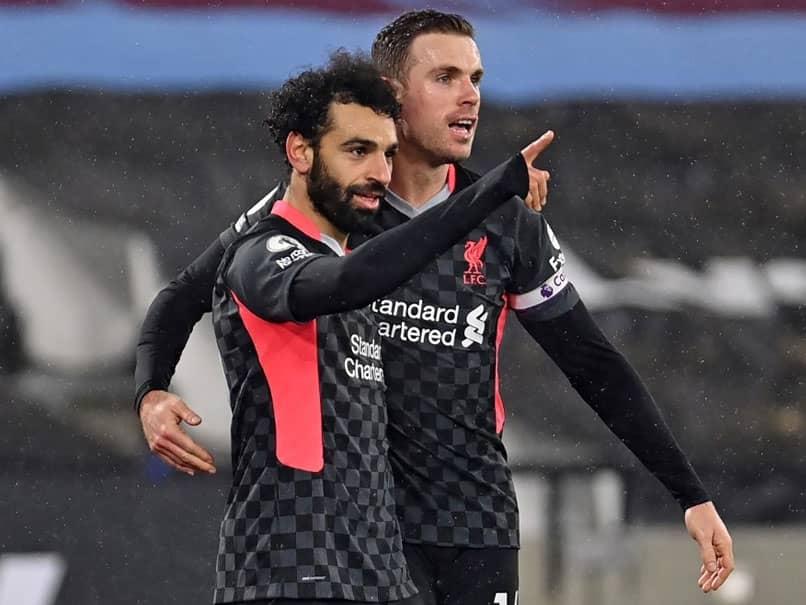 Premier League: Mohamed Salah Ends Goal Drought As Liverpool Beat West Ham