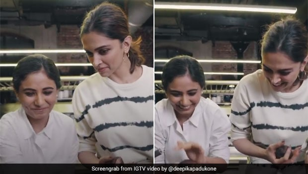 Watch: Deepika Padukone's Baking Contest With Friend Is A Laughter Riot