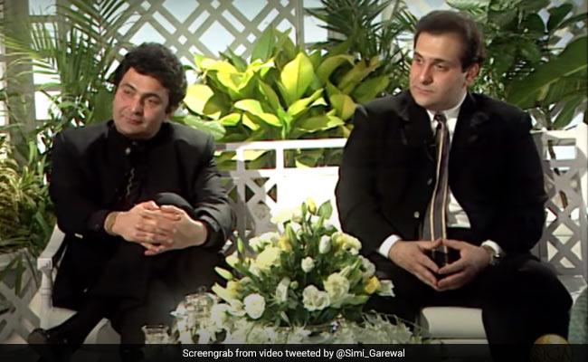 बॉलीवुड एक्ट्रेस ने पुराना Video शेयर कर किया राजीव कपूर और ऋषि कपूर को याद, बोलीं- दोनों भाई काफी अच्छे...
