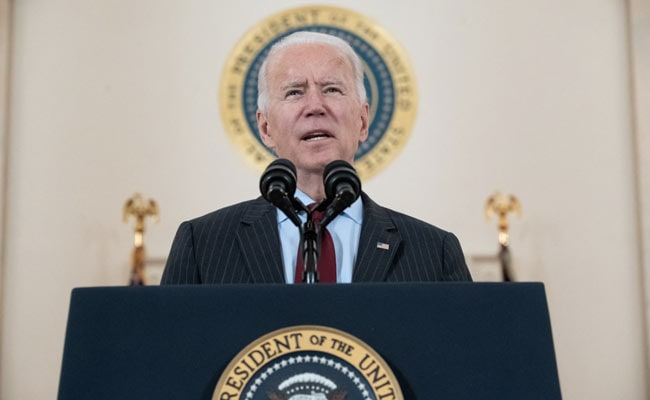 US Airstrike In Syria A Warning To Iran: Joe Biden