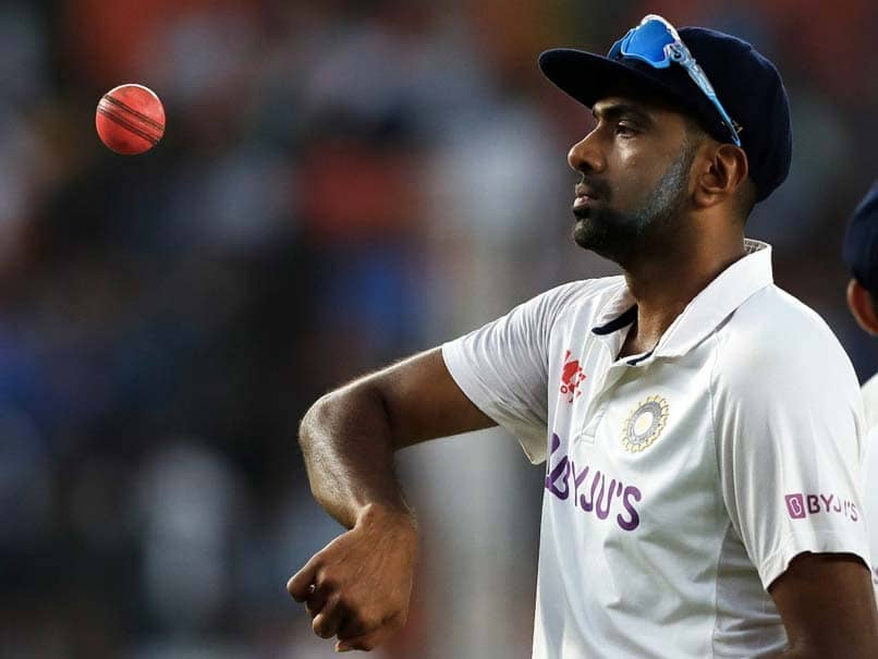 Watch: Ravichandran Ashwin Plays Table Tennis With Great Precision, Tags Indian Olympian For His Thoughts