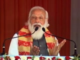 """Video : """"India Won't Let Conspiracies Win"""": PM As He Launches Key Assam Projects"""
