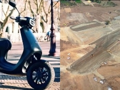 Ola Begins Construction Of World's Largest Two-Wheeler Factory In Tamil Nadu