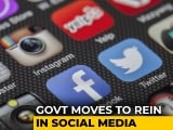 Video : Code Of Ethics In Government's Draft Rules To Regulate Social Media