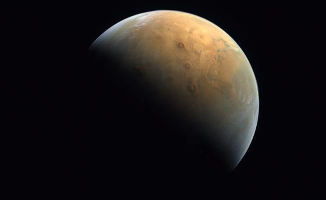 UAE's 'Hope' Space Probe Sends First Image Of Mars