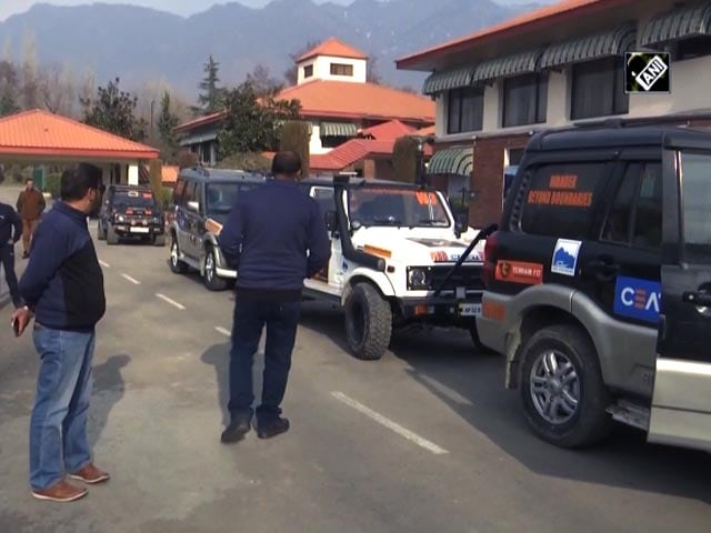 Video : Extreme Terrain Expedition Flagged Off In Srinagar