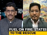 Video: Meghalaya Cuts Tax On Fuel, Chief Minister Says Need To Provide Relief