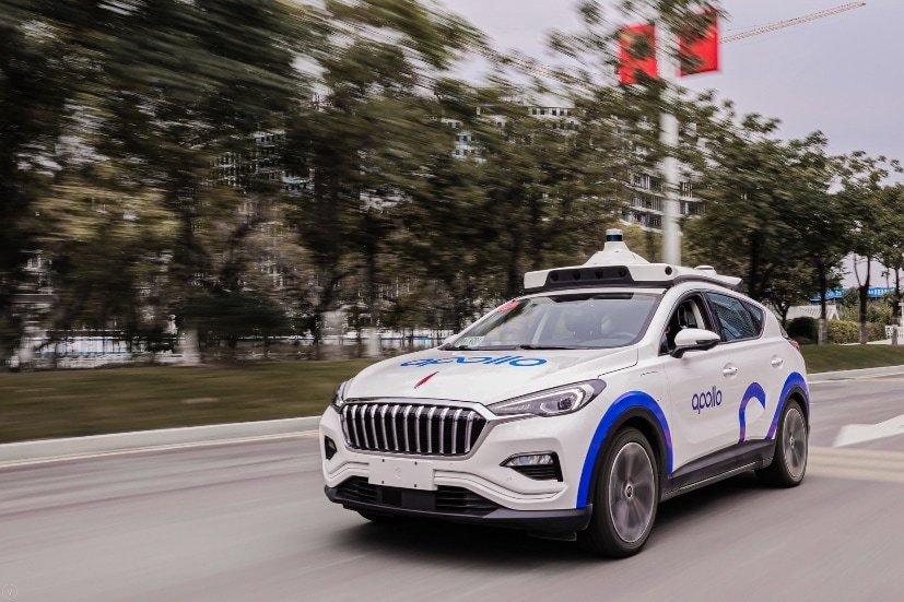 Baidu is the first one to embed smart autonomous mobility with a smart city