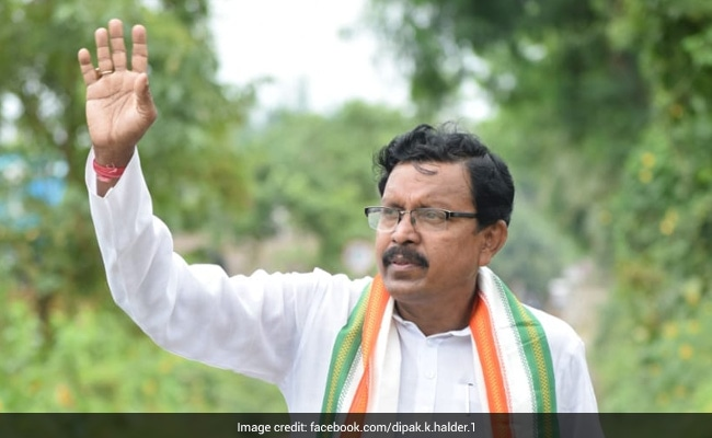 Another Setback For Trinamool Congress As Two-Time MLA Dipak Haldar Quits