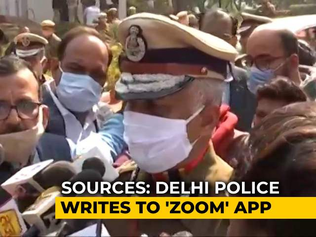 "Video : ""22 Or 50, Law Equal For All"": Delhi Police On Activist Disha Ravi"