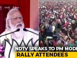Video : PM Modi A Crowd-Puller In Bengal's Hooghly, Will All Of Them Vote For BJP?