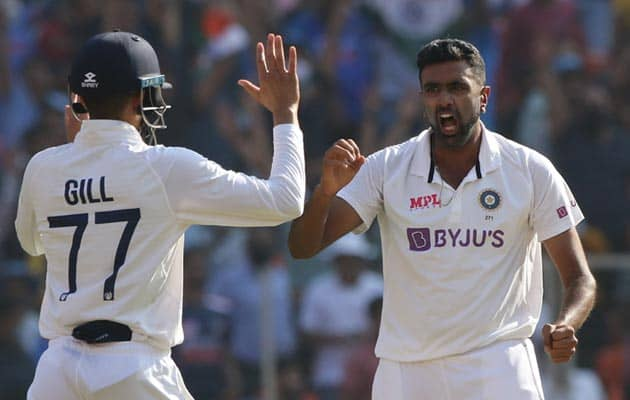 Ashwin Becomes 4th Highest Indian Wicket-Taker In International Cricket