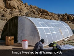 Innovator Who Inspired '3 Idiots' Develops Solar Heated Tent For Army