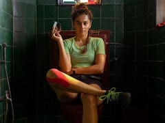 First Look: Taapsee Pannu As Savi From <i>Looop Lapeta</i>