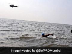 Watch: 12-Year-Old Mumbai Autistic Girl, Swims 36 Km In Open Sea