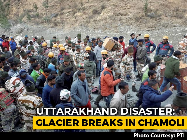 Video : Top News Of The Day: 10 Dead, Over 100 Missing After Uttarakhand Glacier Burst