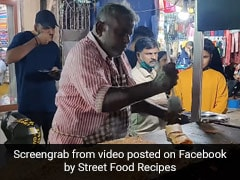 After Flying Dosa, Rajnikanth-Style Dosa By A Mumbai Food Stall Goes Viral