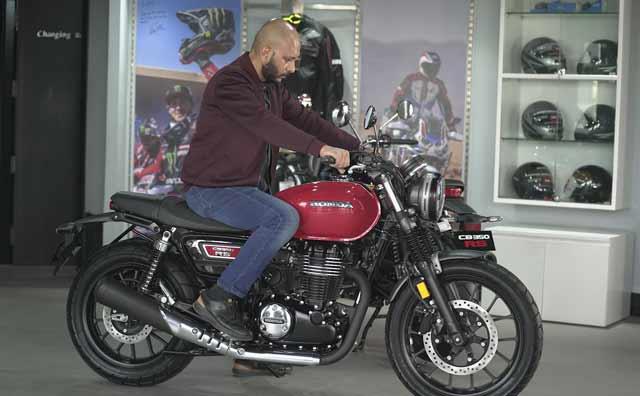 Video : Honda CB350RS First Look