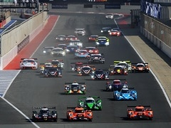 Racing Team India Finishes 5th In Asian Le Mans Series Debut