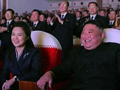 Kim Jong Un's Wife Reappears After Unusual 1-Year Absence