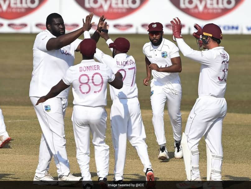 BAN vs WI, 1st Test: Bowlers Revive West Indies Against Bangladesh On Day 3