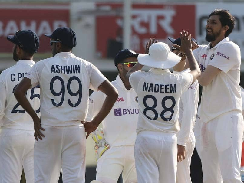 India vs England: Ishant Sharma Becomes 3rd Indian Pacer To Take 300 Test Wickets