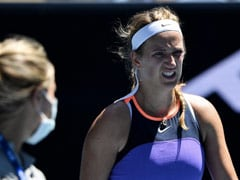 Australian Open: Distressed Victoria Azarenka Knocked Out In First Round After Straight-Sets Loss
