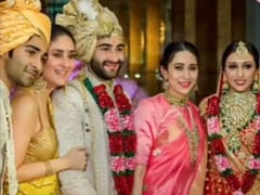 Kareena Kapoor Shares A Throwback From Armaan Jain And Anissa Malhotra's Wedding