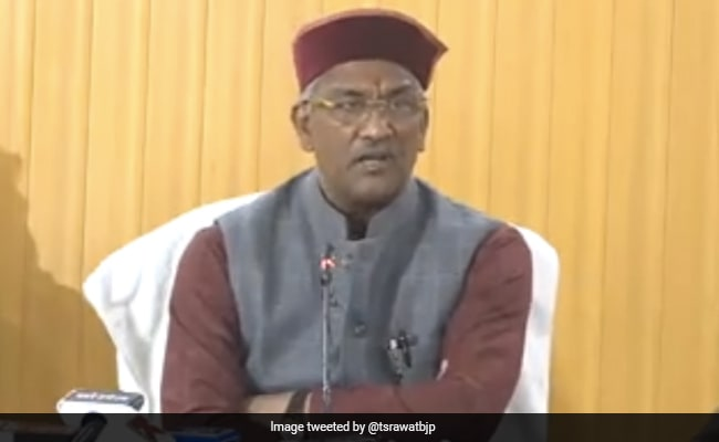 Uttarakhand Chief Minister Calls On PM, Informs Him About Flash Floods Damage