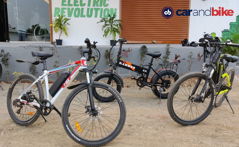EMotorad currently has over 90 outlets across 42 cities in India, selling three e-bike models