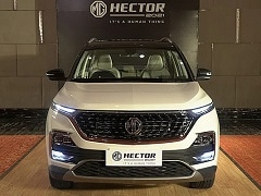 MG Motor India To Recall 14,000 Hector Units; Software To Be Updated