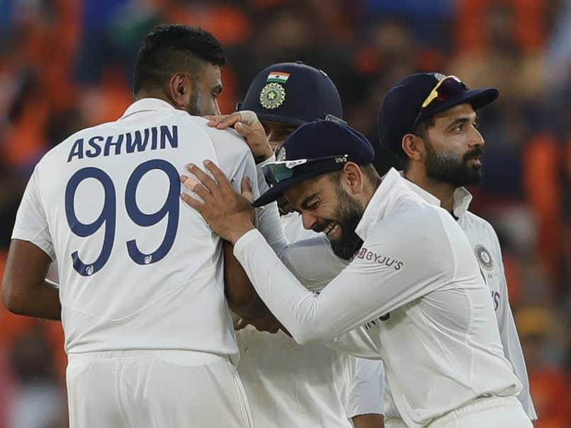 "India vs England, 3rd Test: Virat Kohli Tips His Hat To ""Modern Day Legend"" Ravichandran Ashwin"