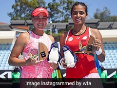 Ankita Raina Claims Maiden WTA Title, Set To Enter Doubles Top-100 For First Time