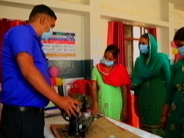 Video : USHA In Partnership With Looms of Ladakh And United Nations Population Fund