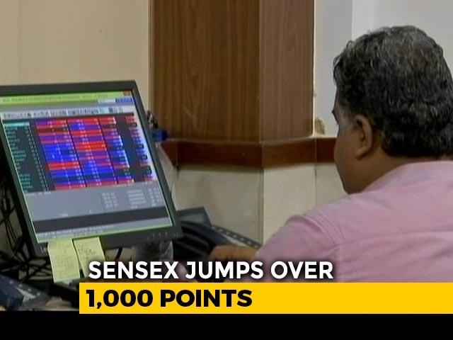 Video : Sensex, Nifty Extend Budget Rally