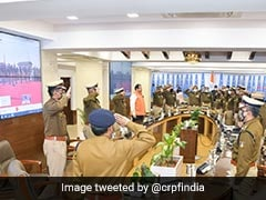 """Did Not Forgive, Will Not Forget"": CRPF's Tribute To Pulwama Soldiers"