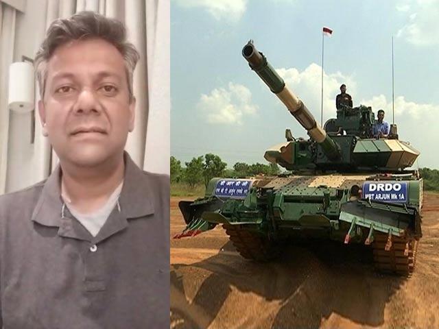 Video : India's Future Battle Tank: Arjun Mk-1A