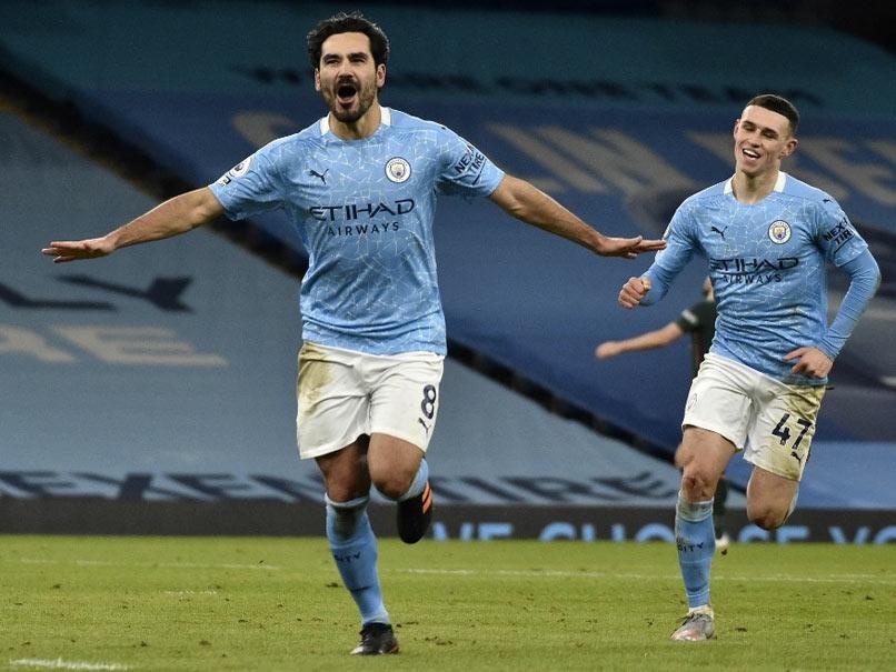 Premier League: Ilkay Gundogan Helps Manchester City Brush Aside Tottenham, Extend Lead To Seven Points