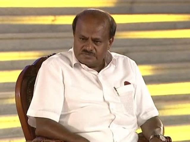 Video : Threatened By Those Who Came To Collect Donation For Ram Mandir: HD Kumaraswamy