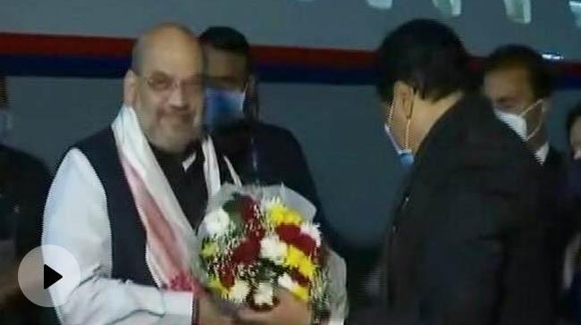 Home Minister Amit Shah to visit assam – असम के दौरे पर गृह मंत्री अमित शाह वीडियो – हिन्दी न्यूज़ वीडियो एनडीटीवी ख़बर
