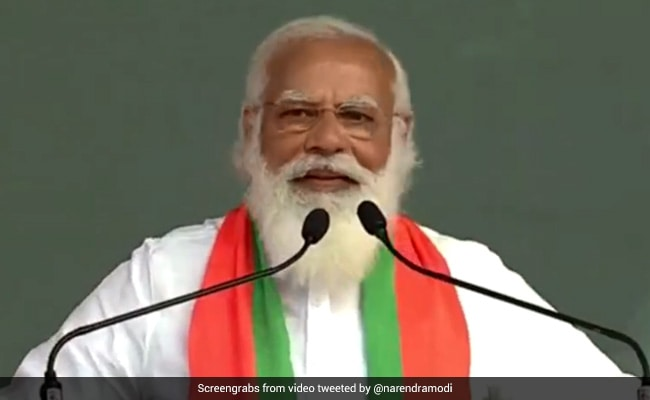 DMK-Congress Meetings Like 'Corruption Hackathons', Says PM Modi
