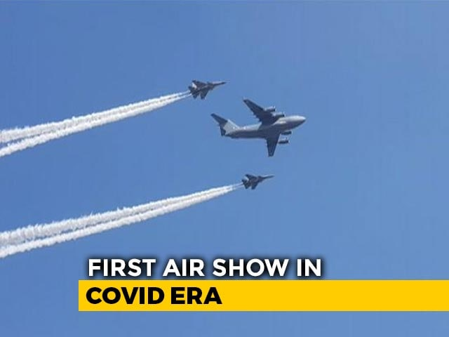 Video : First Covid-Era Aero India Show To Fly High On Make-In-India Capabilities